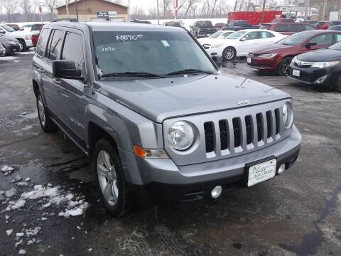 2014 Jeep Patriot for sale at Village Auto Outlet in Milan IL