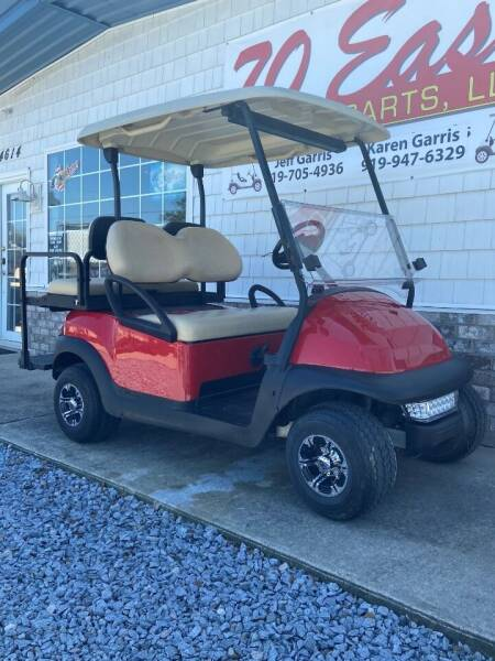 2012 Club Car PRECEDENT - GAS for sale at 70 East Custom Carts LLC in Goldsboro NC