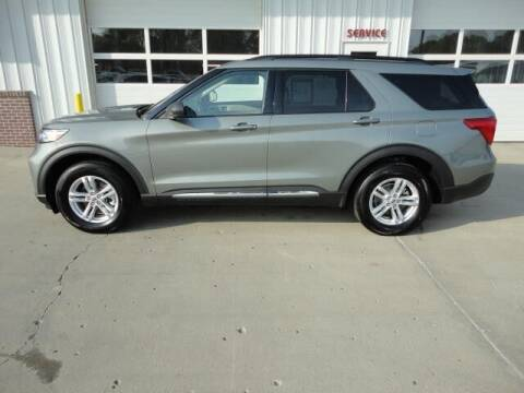 2020 Ford Explorer for sale at Quality Motors Inc in Vermillion SD