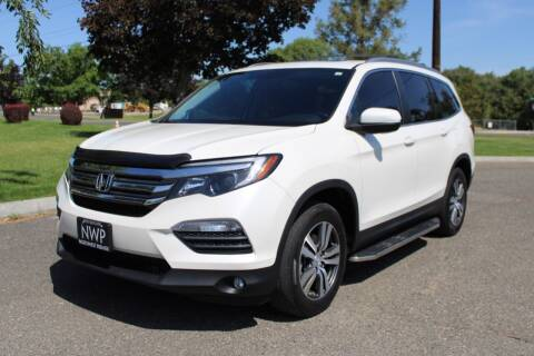2017 Honda Pilot for sale at Northwest Premier Auto Sales in West Richland And Kennewick WA