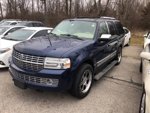 2009 Lincoln Navigator for sale at Tom Roush Budget Westfield in Westfield IN