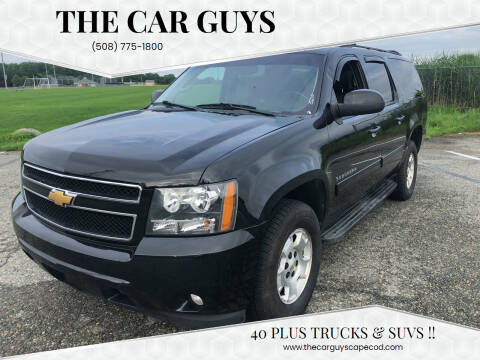 2013 Chevrolet Suburban for sale at The Car Guys in Hyannis MA