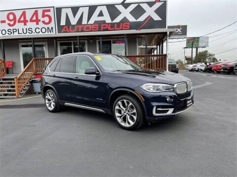 2016 BMW X5 for sale at Maxx Autos Plus in Puyallup WA