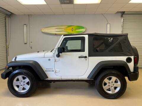 2011 Jeep Wrangler for sale at Jeep and Truck USA in Tampa FL