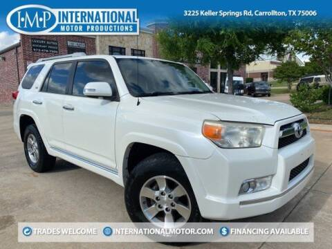 2010 Toyota 4Runner for sale at International Motor Productions in Carrollton TX