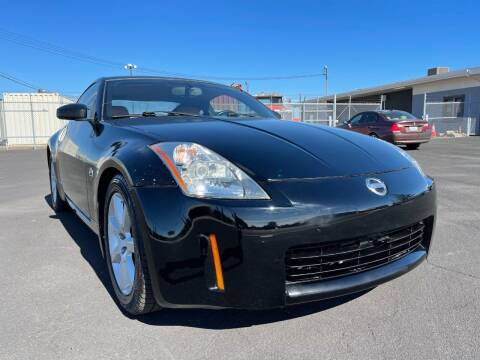 2004 Nissan 350Z for sale at Approved Autos in Sacramento CA