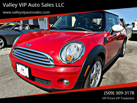 2010 MINI Cooper for sale at Valley VIP Auto Sales LLC - Valley VIP Auto Sales - E Sprague in Spokane Valley WA