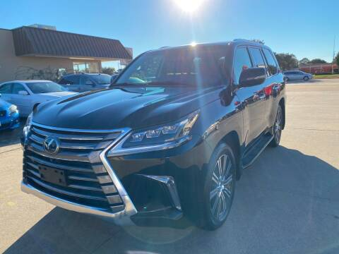 2018 Lexus LX 570 for sale at Houston Auto Gallery in Katy TX