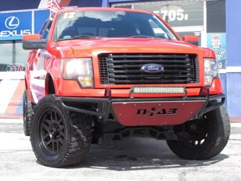 2012 Ford F-150 for sale at VIP AUTO ENTERPRISE INC. in Orlando FL
