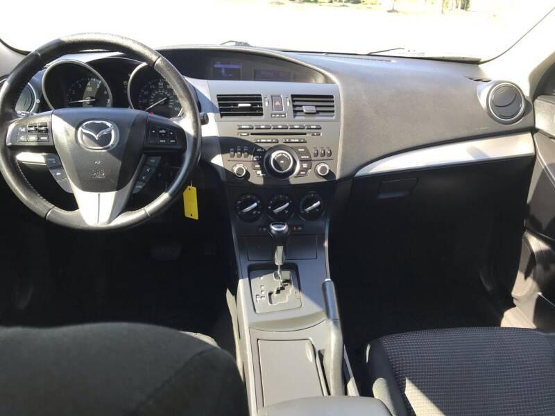 -1 Mazda MAZDA3 i Touring 4dr Sedan 6A - Westampton NJ