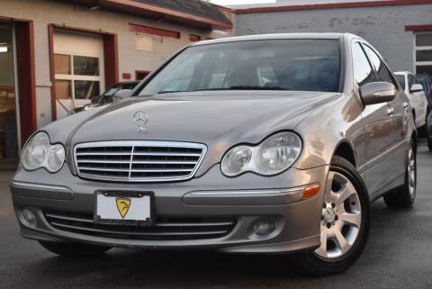 2005 Mercedes-Benz C-Class for sale at Chicago Cars US in Summit IL