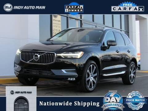 2018 Volvo XC60 for sale at INDY AUTO MAN in Indianapolis IN