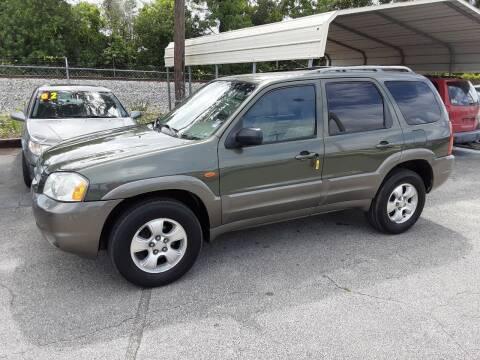 2002 Mazda Tribute for sale at Easy Credit Auto Sales in Cocoa FL