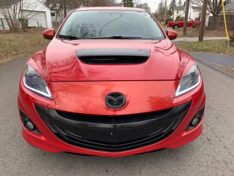 2011 Mazda MAZDASPEED3 for sale at Via Roma Auto Sales in Columbus OH