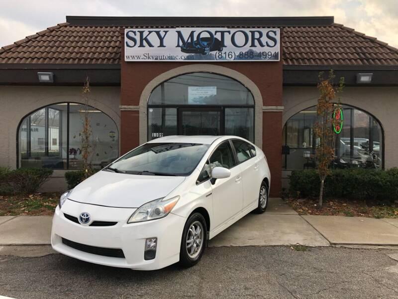 2011 Toyota Prius for sale at Sky Motors in Kansas City MO