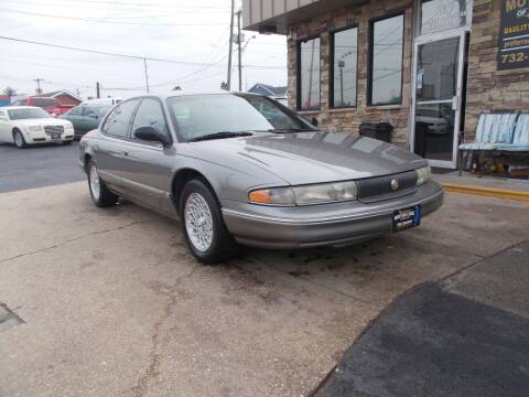1997 Chrysler LHS for sale at Preferred Motor Cars of New Jersey in Keyport NJ