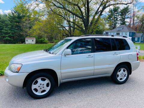 2007 Toyota Highlander for sale at 41 Liberty Auto in Kingston MA