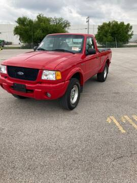 2002 Ford Ranger for sale at Ace Motors in Saint Charles MO