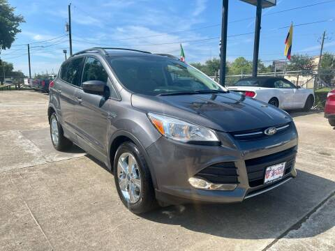 2014 Ford Escape for sale at USA Car Sales in Houston TX