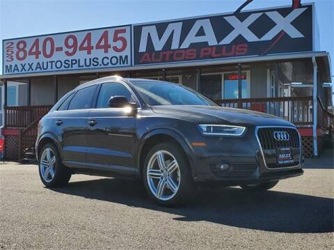 2015 Audi Q3 for sale at Maxx Autos Plus in Puyallup WA