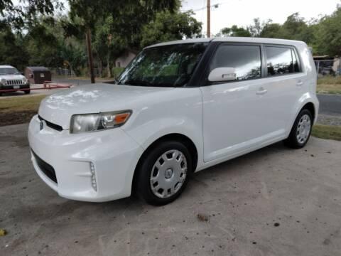 2015 Scion xB for sale at John 3:16 Motors in San Antonio TX