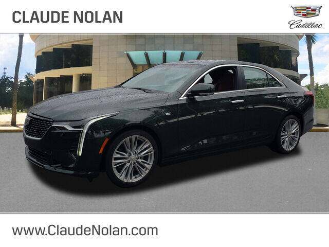 2020 Cadillac CT4 for sale in Jacksonville, FL