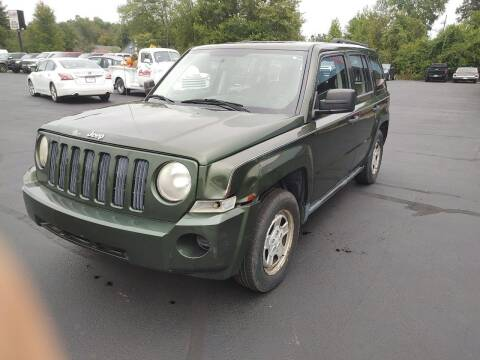 2008 Jeep Patriot for sale at Cruisin' Auto Sales in Madison IN