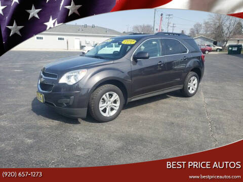 2013 Chevrolet Equinox for sale at Best Price Autos in Two Rivers WI