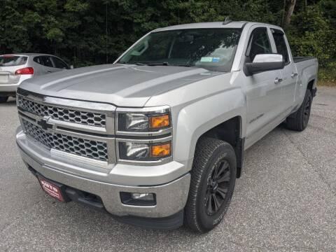 2015 Chevrolet Silverado 1500 for sale at AUTO CONNECTION LLC in Springfield VT