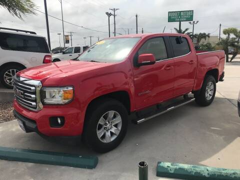 2015 GMC Canyon for sale at Budget Motors in Aransas Pass TX