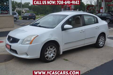 2012 Nissan Sentra for sale at Your Choice Autos - Crestwood in Crestwood IL