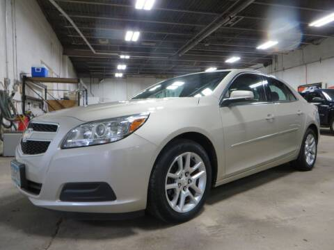 2013 Chevrolet Malibu for sale at The Car Lot in New Prague MN