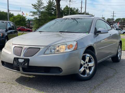 2006 Pontiac G6 for sale at MAGIC AUTO SALES in Little Ferry NJ