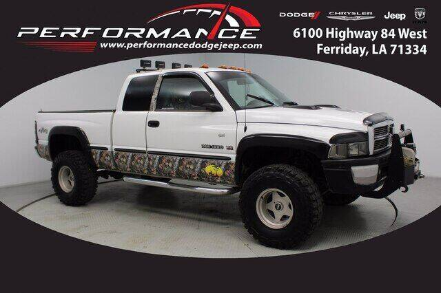 1999 Dodge Ram Pickup 1500 for sale at Performance Dodge Chrysler Jeep in Ferriday LA