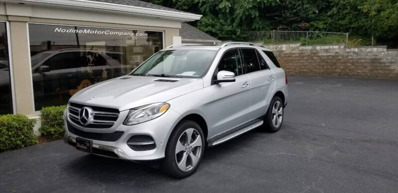 2016 Mercedes-Benz GLE for sale at Nodine Motor Company in Inman SC