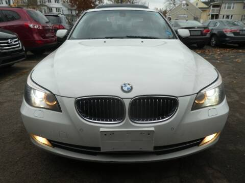 2009 BMW 5 Series for sale at Wheels and Deals in Springfield MA