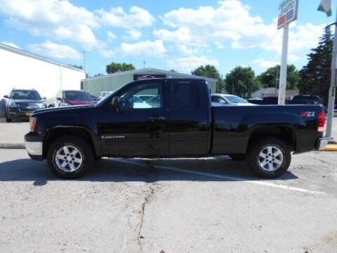 2009 GMC Sierra 1500 for sale at Creighton Auto & Body Shop in Creighton NE