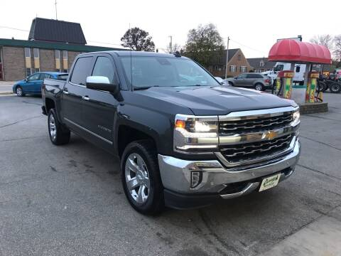 2018 Chevrolet Silverado 1500 for sale at Carney Auto Sales in Austin MN