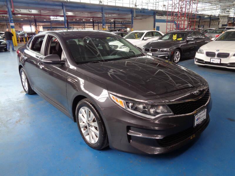 2017 Kia Optima for sale at VML Motors LLC in Teterboro NJ