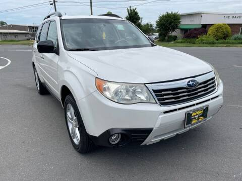 2010 Subaru Forester for sale at Shell Motors in Chantilly VA