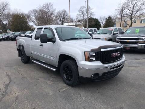 2011 GMC Sierra 1500 for sale at WILLIAMS AUTO SALES in Green Bay WI