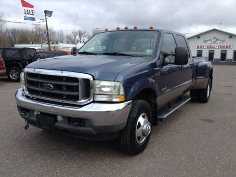 2004 Ford F-350 Super Duty for sale at Steves Auto Sales in Cambridge MN