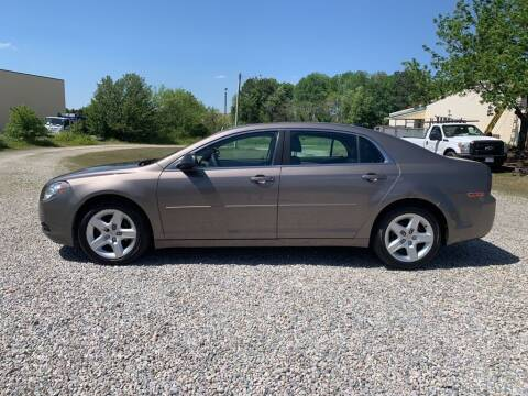 2012 Chevrolet Malibu for sale at MEEK MOTORS in North Chesterfield VA