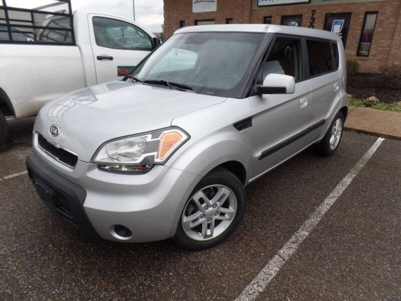 2010 Kia Soul for sale at Flywheel Motors, llc. in Olive Branch MS