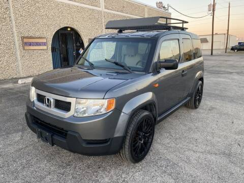 2010 Honda Element for sale at Evolution Motors LLC in Dallas TX