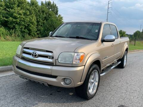 2005 Toyota Tundra for sale at William D Auto Sales in Norcross GA