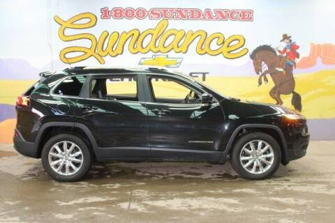 2014 Jeep Cherokee for sale at Sundance Chevrolet in Grand Ledge MI