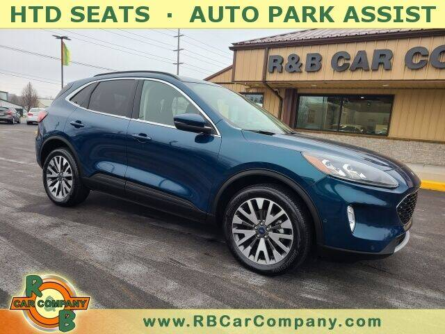 2020 Ford Escape for sale at R & B Car Company in South Bend IN