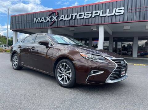 2018 Lexus ES 300h for sale at Maxx Autos Plus in Puyallup WA