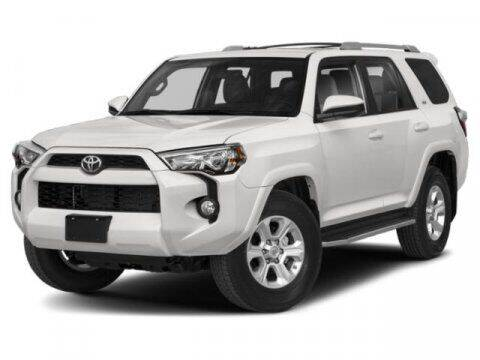 2018 Toyota 4Runner for sale at STG Auto Group in Montclair CA